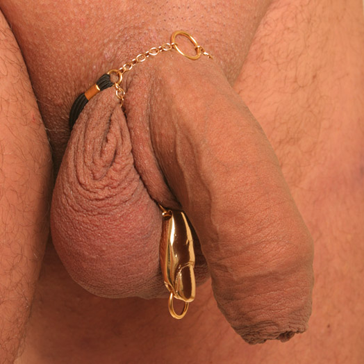 picture gold real penis world