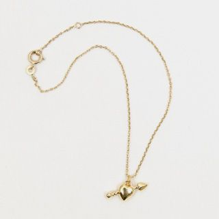 CHC41 Gold Cupid wrist or ankle bracelet