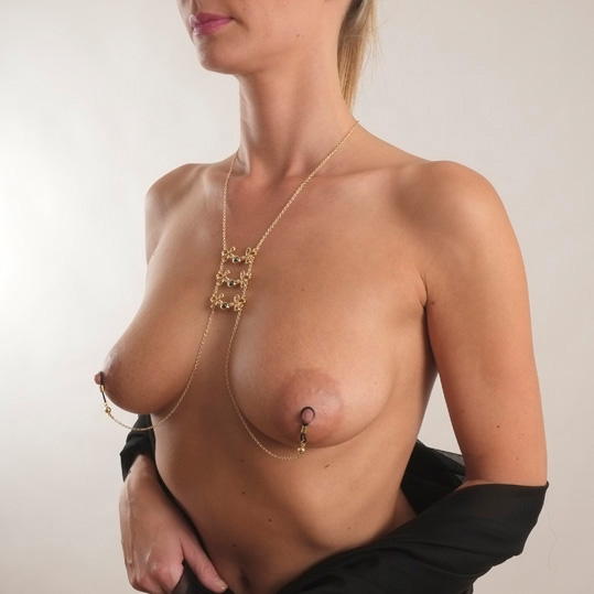 tattooed blonde female porn